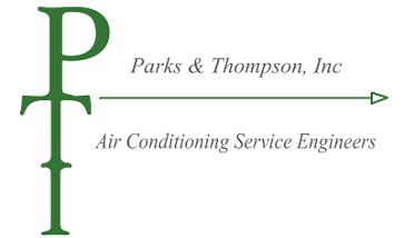 Logo, Parks & Thompson Inc., Air Conditioning & Heating Services in FL